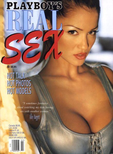 Download Playboy S Real Sex 1998 Pdf Magazine