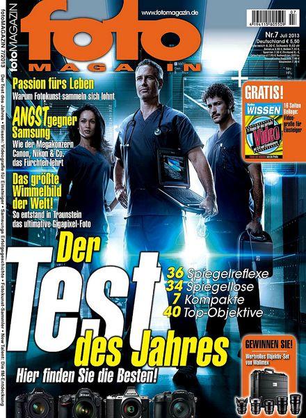 Foto magazin cover