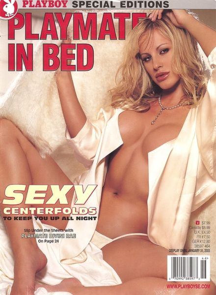 Playboy Playmates in Bed January 2005
