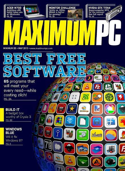 maximum pc may 2017 pdf