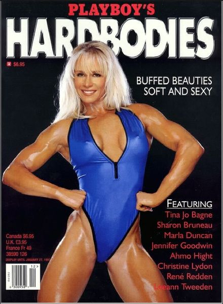 Playboy Hardbodies January 1997