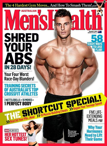 Download Men's Health Australia – August 2013 - PDF Magazine
