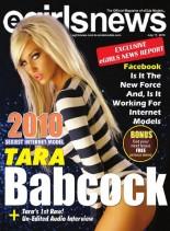 eGirls News - July 2010
