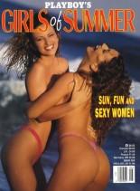 Playboy Girls Of Summer 1999