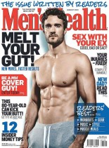Men's Health South Africa - August 2013
