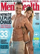 Men's Health France - Aout 2013
