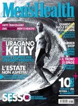 Men's Health (Italy) Lug-Ago 2013