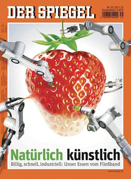 Download der spiegel pdf magazine for Spiegel 29 2018