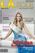 Latin American Model - Febrero 2013
