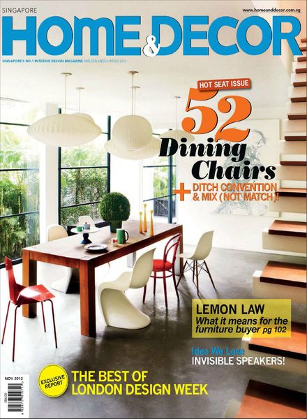 home and decor magazine download home amp decor november 2012 pdf magazine 12187