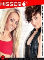 Kisser Magazine Issue 1