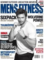 Men's Fitness Germany - September 2013