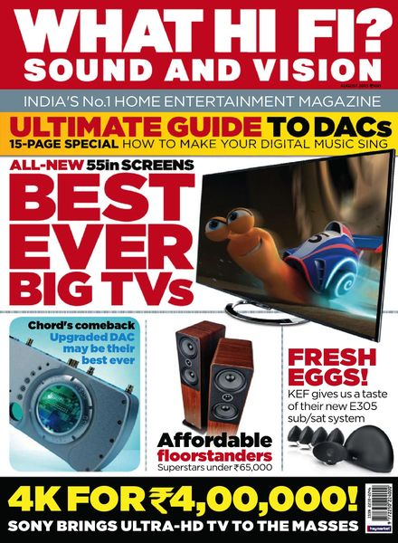 Download What Hi Fi Sound And Vision August 2013 Pdf