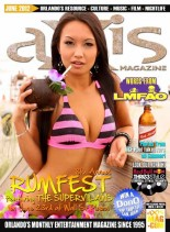 aXis - June 2012