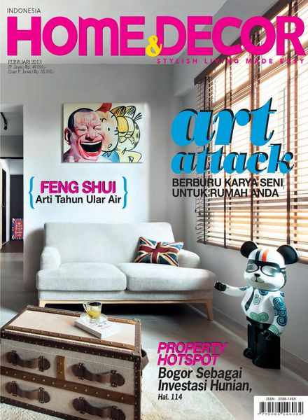 Download home decor indonesia february 2013 pdf magazine for Home decor jakarta