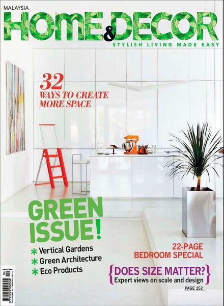 Download Home Decor Malaysia April 2013 Pdf Magazine