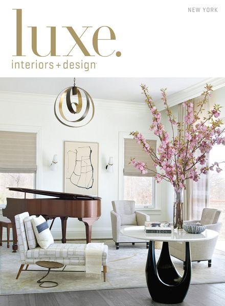 Download Luxe Interior Design Magazine New York Edition Summer 2013 Pdf Magazine