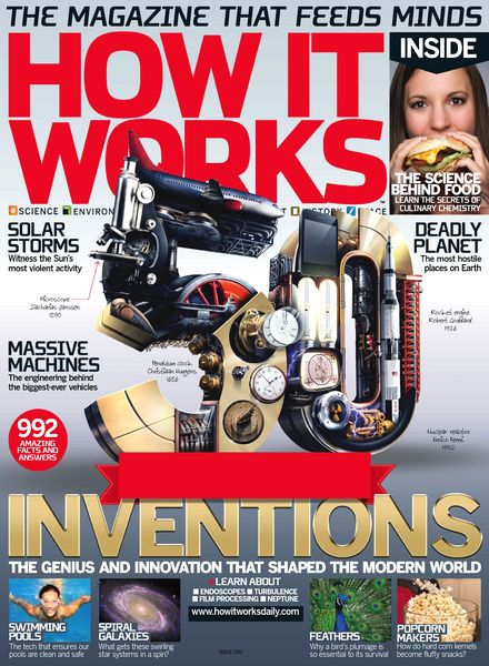 How It Works - Issue 50, 2013