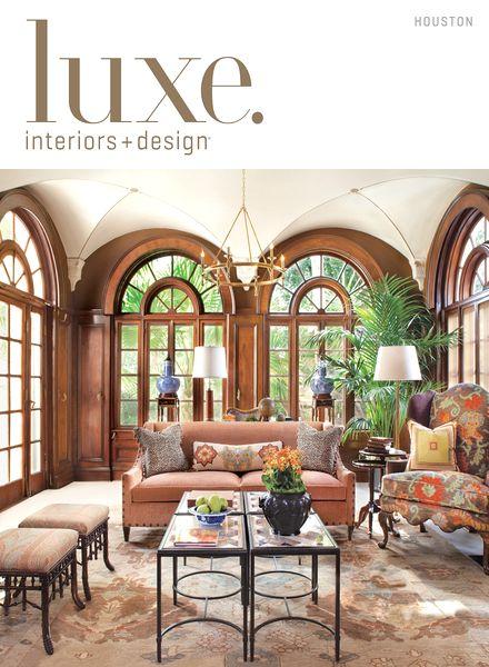Download luxe interior design magazine houston edition - Houston interior design magazine ...