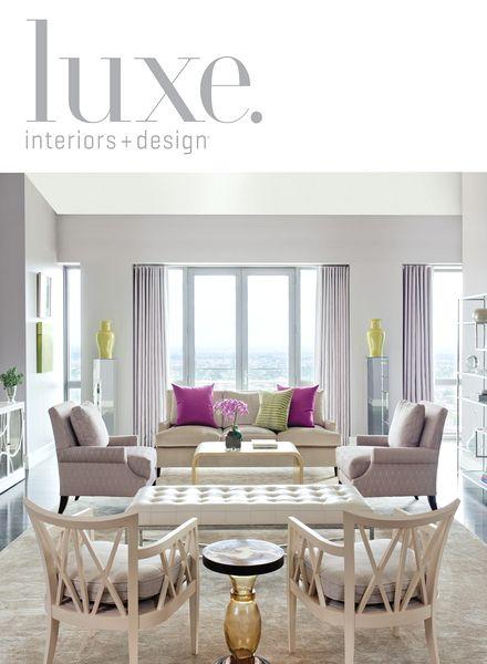 Download Luxe Interior Design Magazine National Edition Summer 2013 Pdf Magazine