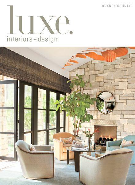 Download Luxe Interior Design Magazine Orange County Edition Spring 2013 Pdf Magazine
