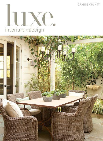 Download Luxe Interior Design Magazine Orange County Edition Summer 2013 Pdf Magazine