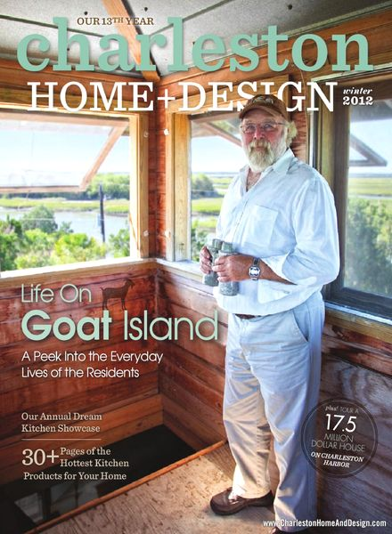 Download charleston home design magazine winter 2012 for Charleston home design magazine