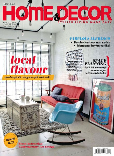Download home decor indonesia august 2013 pdf magazine for Home decor jakarta
