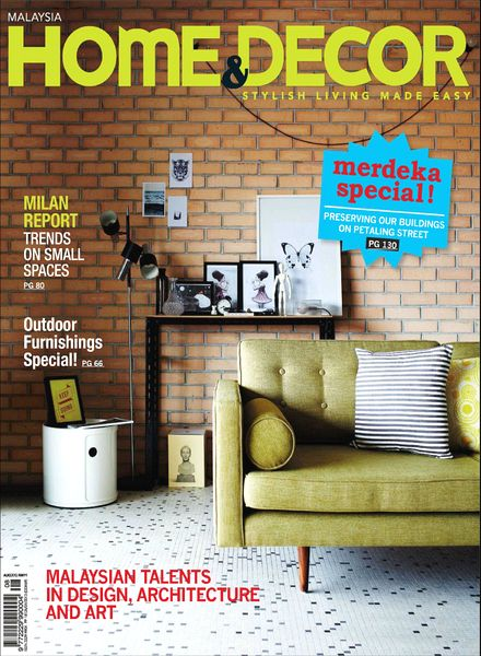 Download home decor malaysia august 2013 pdf magazine for Home decor 2018 malaysia