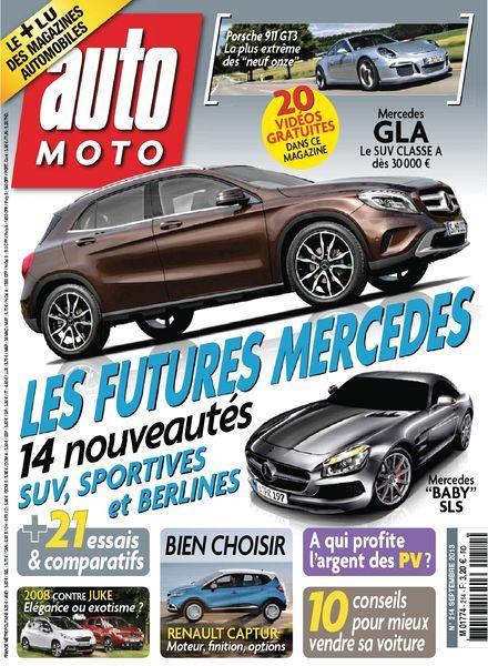 download auto moto septembre 2013 pdf magazine. Black Bedroom Furniture Sets. Home Design Ideas