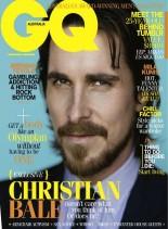 GQ Australia - June-July 2012