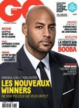 GQ France - Avril 2013