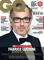 GQ France - Fevrier 2013