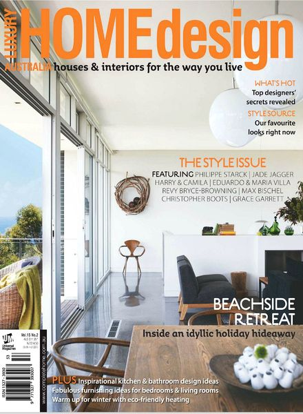 Download luxury design home magazine vol 15 issue 2 pdf for Luxury home design magazine