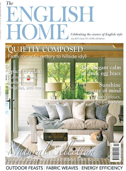 Download the english home july 2013 pdf magazine for English house magazine