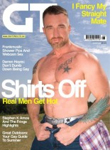 Gay Times (GT) Issue 371 - August 2009