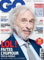 GQ France - Juillet 2013