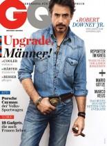 GQ Germany - Mai 2013