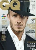 GQ India - July 2012