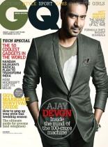 GQ India - November 2012