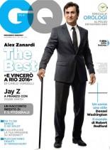 GQ Italia - Novembre 2012