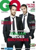 GQ Italia - Ottobre 2012