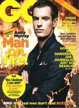 GQ UK - July 2013