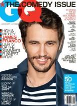 GQ USA - June 2013