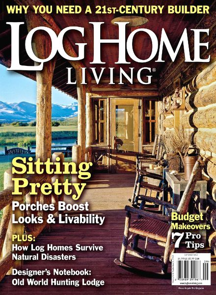 download log home living magazine september 2013 pdf magazine. Black Bedroom Furniture Sets. Home Design Ideas