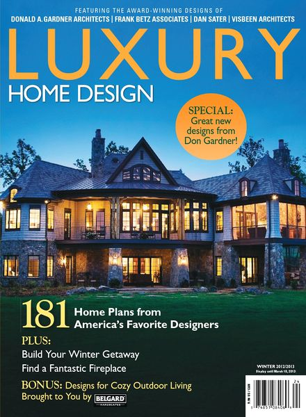 Download luxury home design issue hwl 22 winter 2012 for Luxury home design magazine