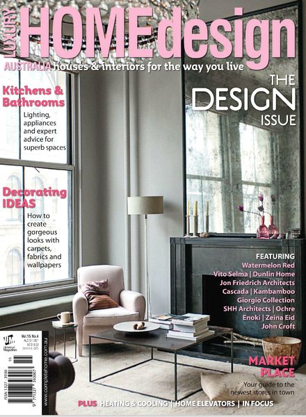 Download luxury home design magazine vol 15 issue 4 pdf for Luxury home design magazine