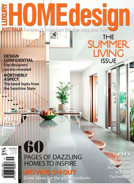 Download luxury home design magazine vol 15 issue 6 pdf for Luxury home design magazine