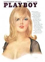 Playboy USA - March 1965