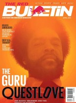 The Red Bulletin - April 2013